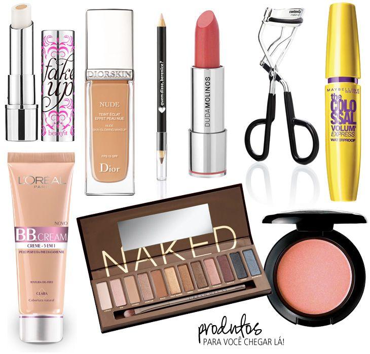 Maquiagem para entrevista de emprego! » Coisas de Diva