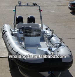 Aluminum rigid inflatable boats $5000~$15000