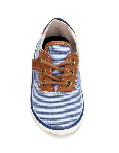SAILOR PLIMSOLL - Shoes - Baby boy (3-36 months) - Kids - ZARA United States