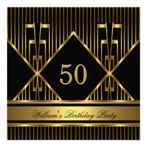 17 Best Images About Mens Birthday Party Invitations On