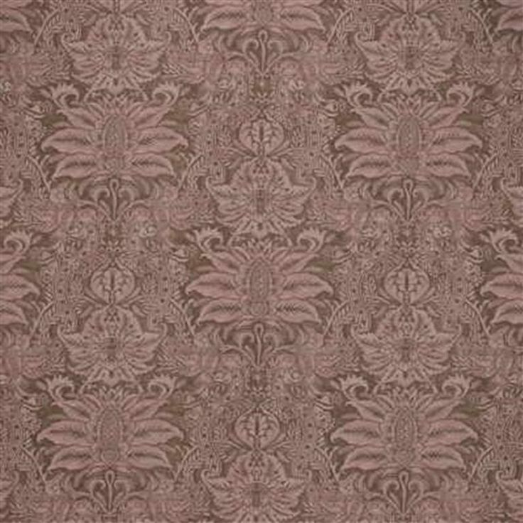 Rosewood Print Upholstery Fabric By Laura Ashley. Item LA1310.76.0. Free  Shipping On