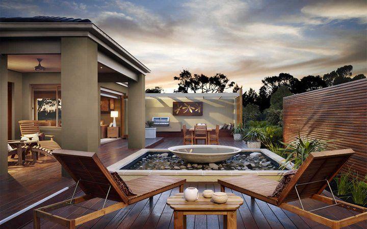 Kubis Outdoor 1, New Home Designs - Metricon