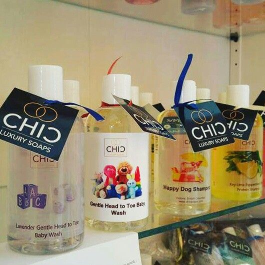 Unscented. Gentle Baby Body Wash from Head to Toes. At Chic Store or www.chicsoaps.com Wholesale avalible!!!