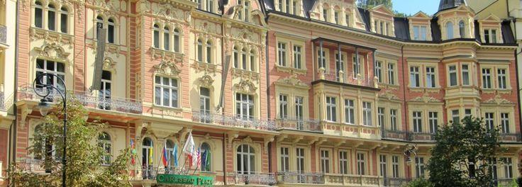 #KarlovyVary #CzechRepublic #Luxury #Travel #Hotels #CarlsbadPlaza