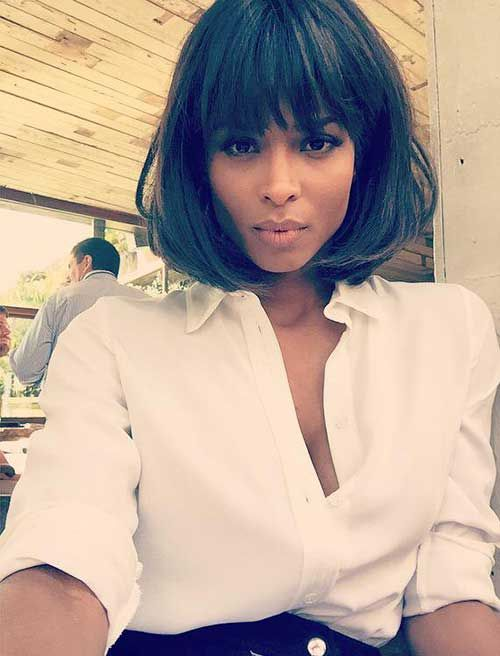 15. Celebrity Bob Hairstyle