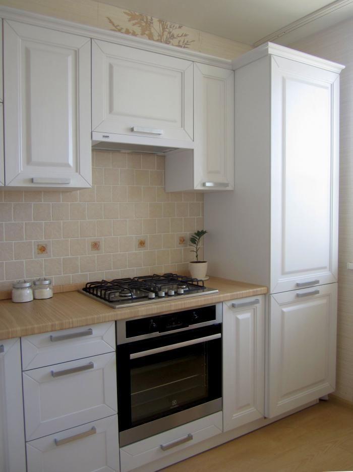 Картинки по запросу белая кухня из мдф с фрезеровкой