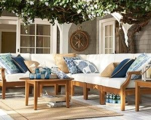 nautical outdoor furniture on sale