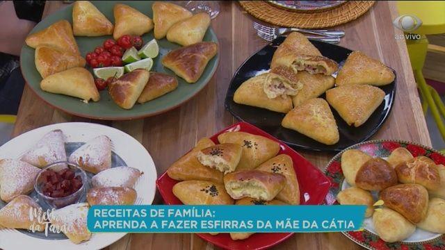 Catia Fonseca Ensinou Durante O Programa Desta Quinta Feira 22 A