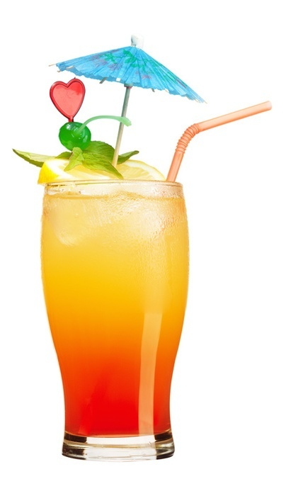 Mixed drinks pretty colors it 39 s 5 o 39 clock somewhere for Mixed alcoholic drinks list
