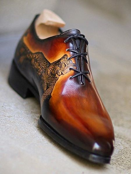 Handmade leather dress shoes for sale