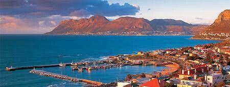 Kalk Bay near Cape Town, Western Cape, South Africa