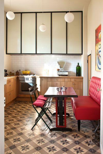 Cuisine avec bar, atelier, ouverte : 12 cuisines conçues par un architecte…
