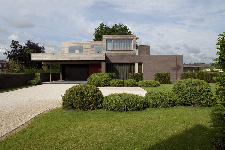 Project Luxe-villa van Bouw-iD onder  woningen voor u aangeboden door Imagicasa.be