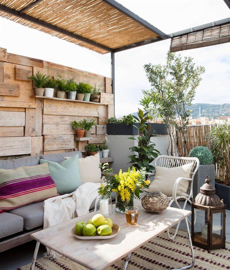 29 best Terrazas images by El Mueble on Pinterest Outdoor rooms