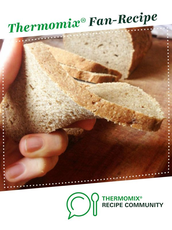 Chia Seed, Buckwheat & Quinoa Bread {egg free & gluten free} by Quirky Cooking. A Thermomix <sup>®</sup> recipe in the category Breads & rolls on www.recipecommunity.com.au, the Thermomix <sup>®</sup> Community.