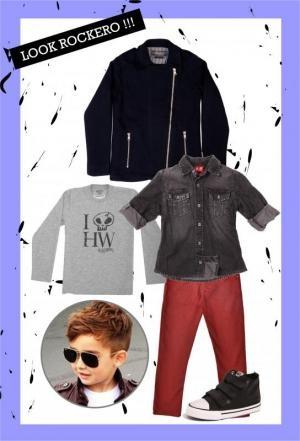 ¿Querés saber cuáles son los looks más cancheros para tu nene de 3 a 5 años? Te mostramos varias opciones. Look Rockero, Casual, Vanguardista y Náutico. http://www.femeninas.com/moda-para-ninos-de-3-a-5-anos-outfits-de-invierno