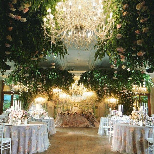 Декор зала вчерашней свадьбы 'Сонеты о Любви' С нетерпением ждем полного…