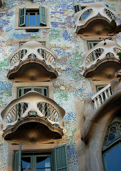 AD Classics: Casa Batlló / Antoni Gaudí | ArchDaily
