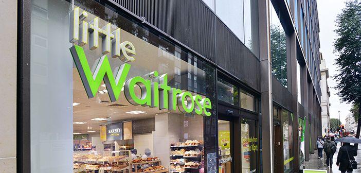 A Little Waitrose opens in Marylebone's Portman Square
