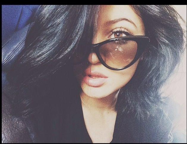 Kylie Jenner S Short Black Hair I Feel Pretty