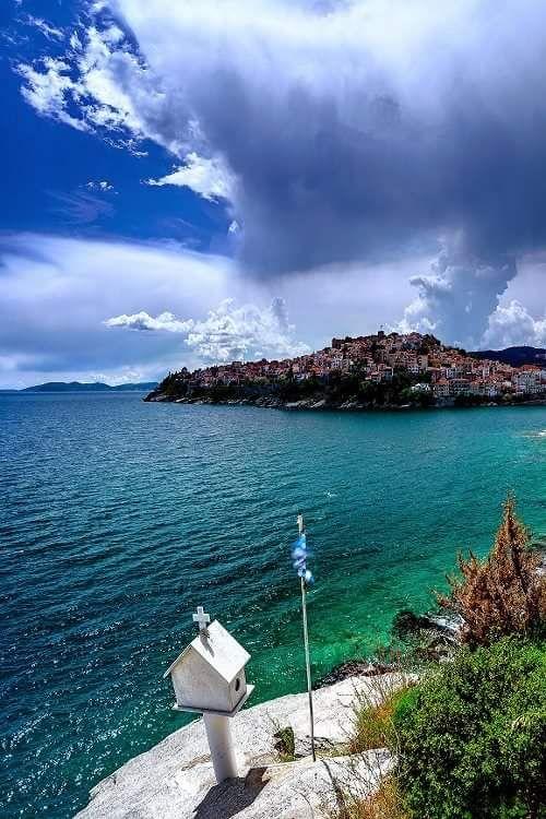 Kavala Macedonia Greece