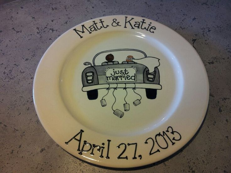 Wedding platter hand painted at Daydreams Ceramic Cafe. Ceramic CafeCeramic PlatesSharpie CraftsCeramic ... & 95 best ceramics painting ideas images on Pinterest | Ceramic ...