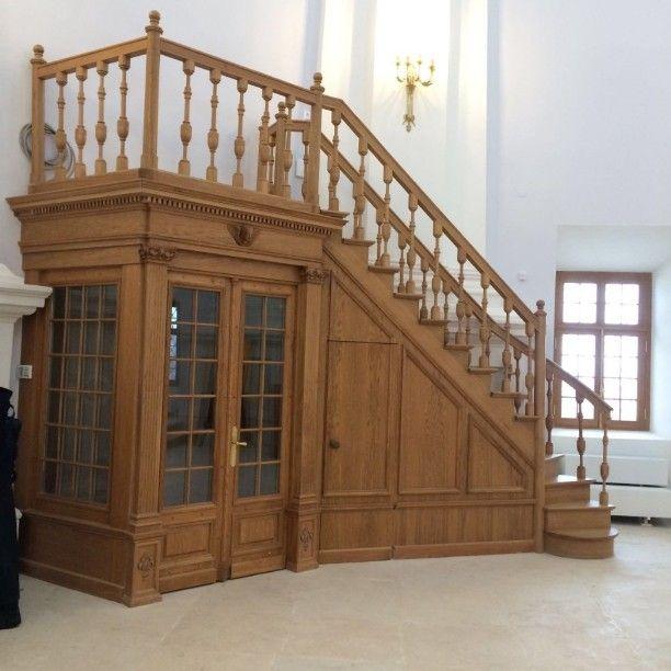 Реставрация храмов. с. Подмоклово  #храмы #двери #лестница #дуб # реставрация