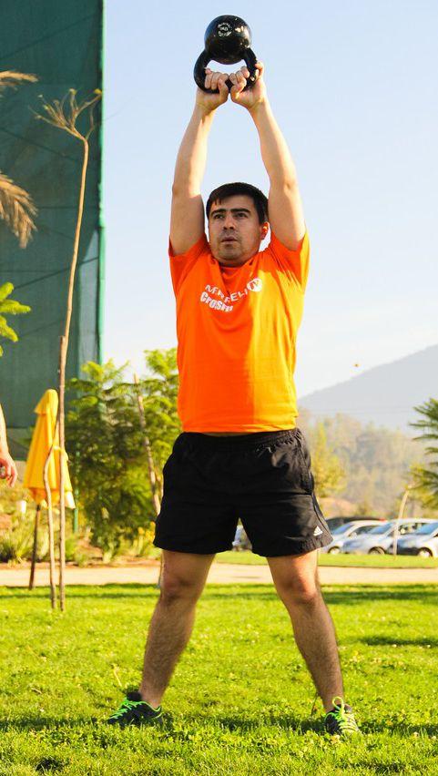 Todos los domingos, clases gratuitas de CrossFit en el Parque Bicentenario, Vitacura. A las 9 y 10 am. ¡No se necesita inscripción previa!