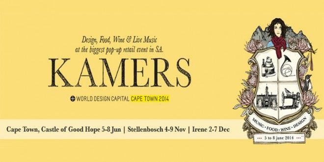 Kamers Pop-up Market: Trading at the Castle - Craft, food, wine and music at the Castle of Good Hope.