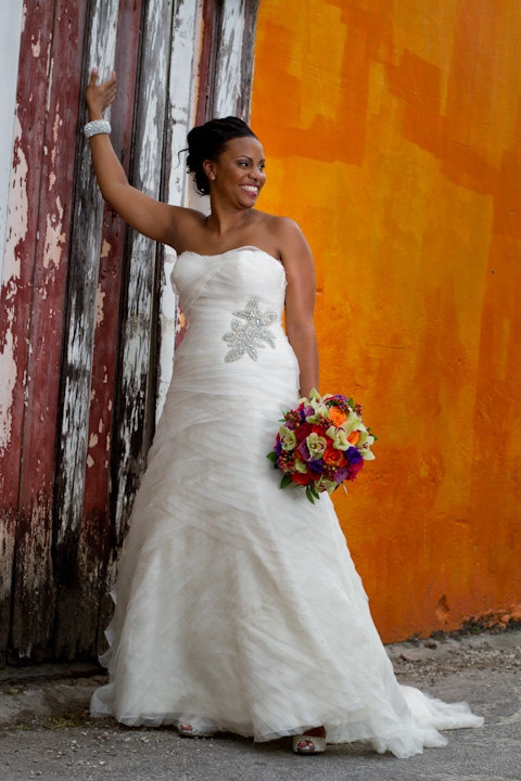 Custom Bridal Gown Crystal and Pearl by BridalCoutureGirls on Etsy, $50.00