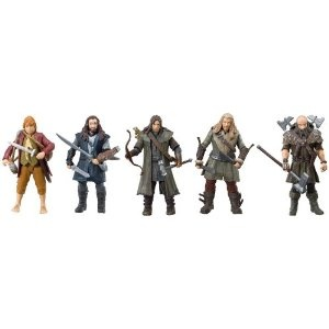The Hobbit Five Figure Pack: Amazon.co.uk: Toys & Games
