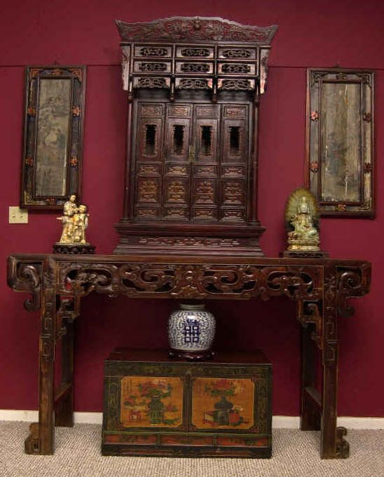 1000 Images About Buddhist Altars On Pinterest