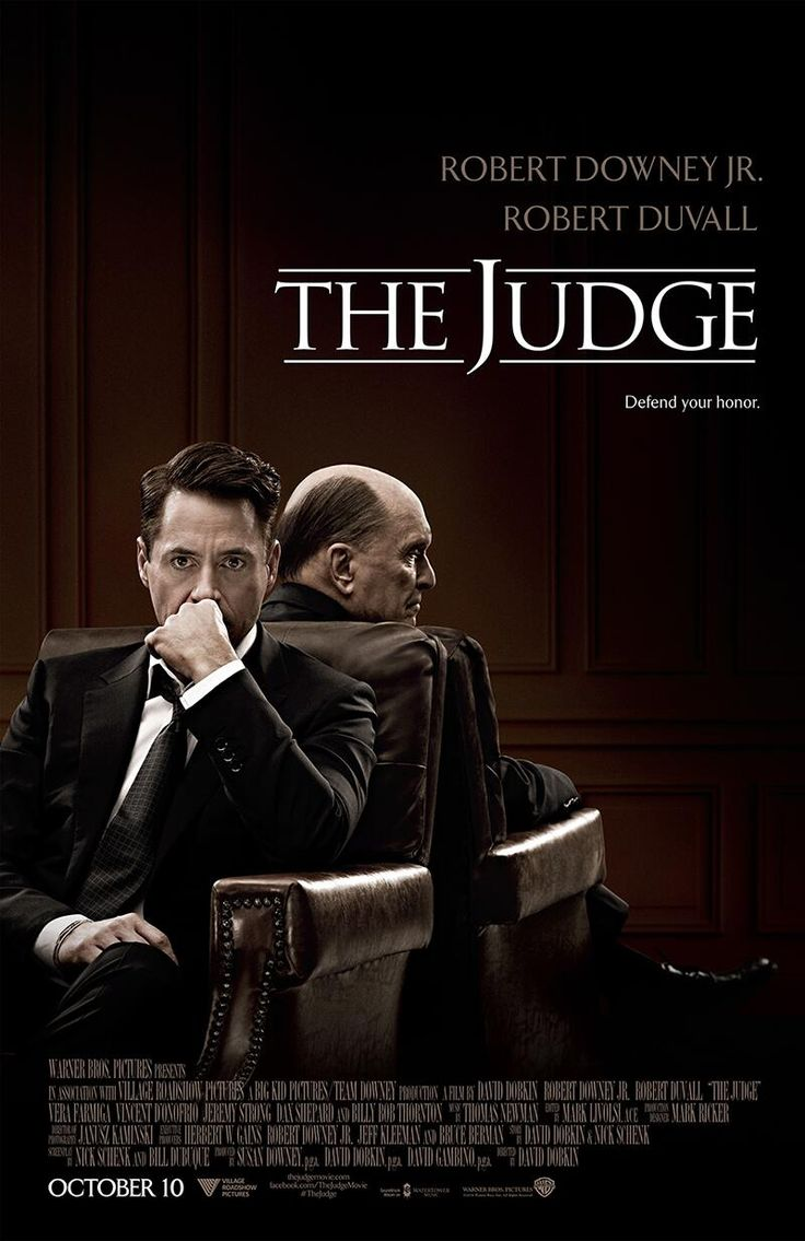 The Judge movie trailer