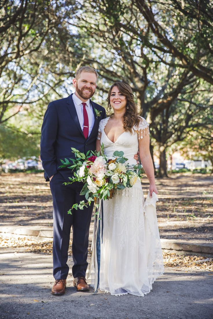 Charleston Cedar Room Wedding | Kate & Danny
