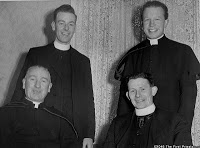 """Blessed John Paul II has established that on the solemnity of the Sacred Heart the Church will observe the World Day of Prayer for the Sanctification of Priests. Please pray for priests today.""""Laborers for the Harvest"""" prayer by Pope John Paul II:"""