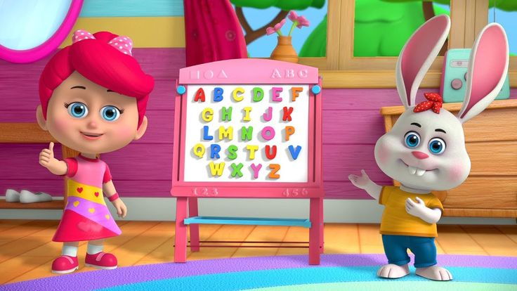 ABC Song | Alphabet Song | A to Z for Children | Learn ABCs with Betty and Bunny for Kids