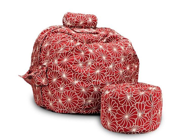 Red Petal Pinwheel Citysac Package Lovesac I Want One Of
