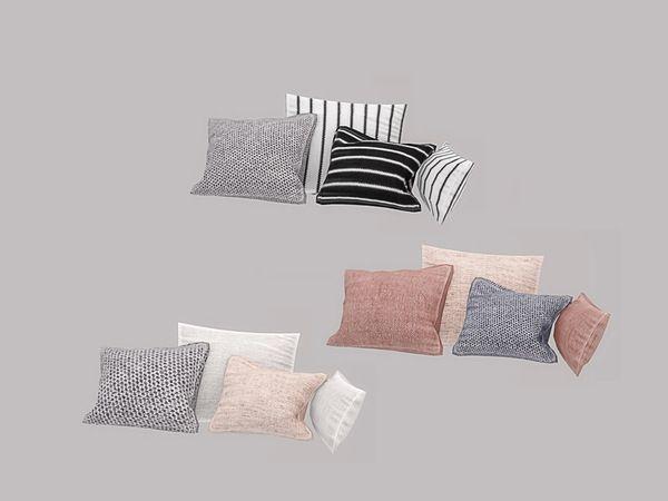 ung999's Summer Breeze – Pillows R.