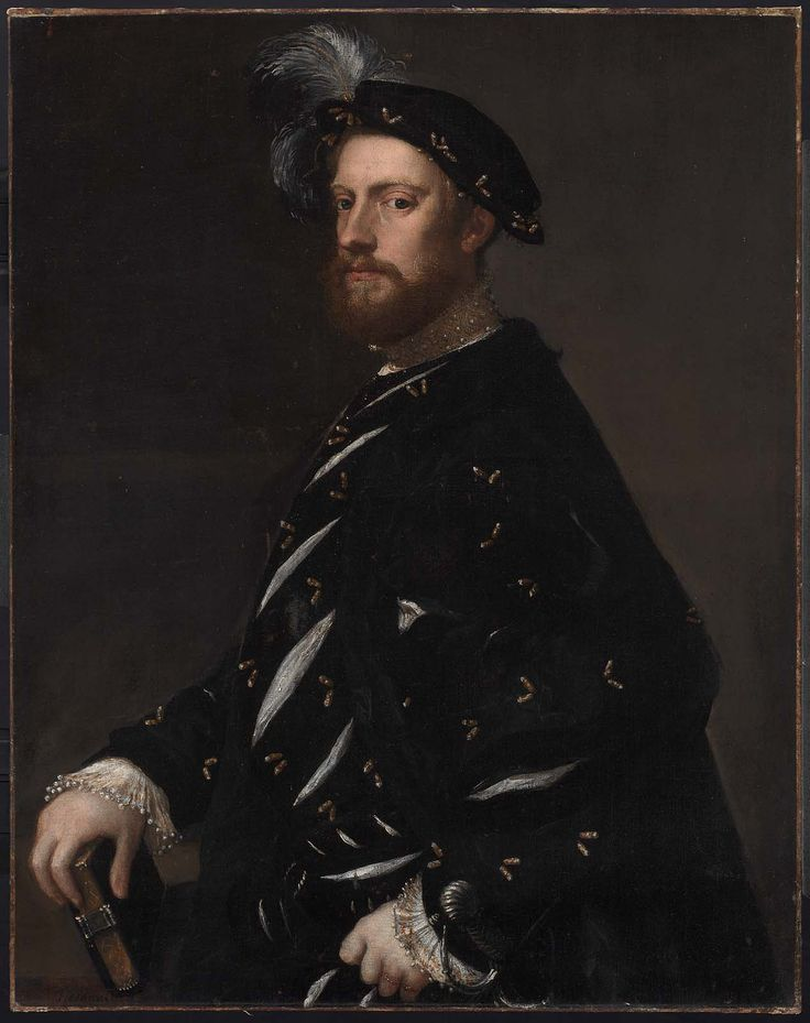 Biography of Tiziano Vecellio (Titian)
