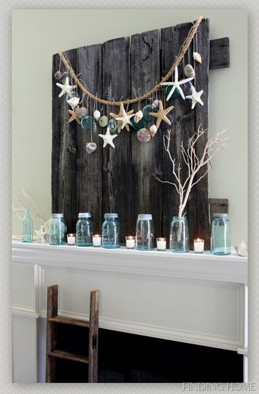 Who wants me to make this for them? - seaside fireplace
