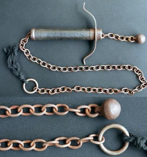 how to make kusari fundo rope