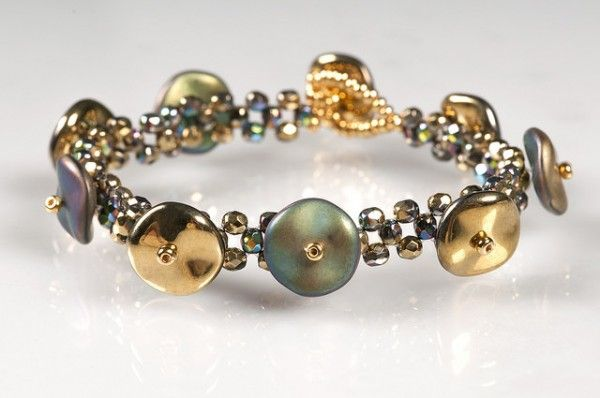 PRECIOSA Ripple™ in A Bracelet Design