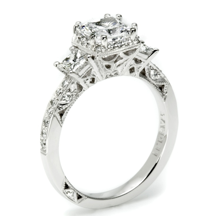 17 best images about tacori engagement rings on