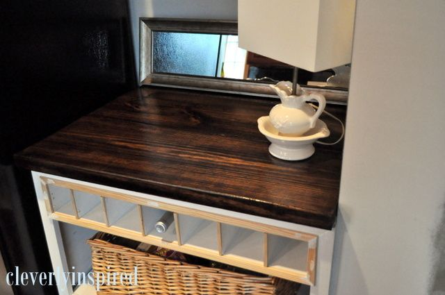 diy wood countertop home diy improvement pinterest