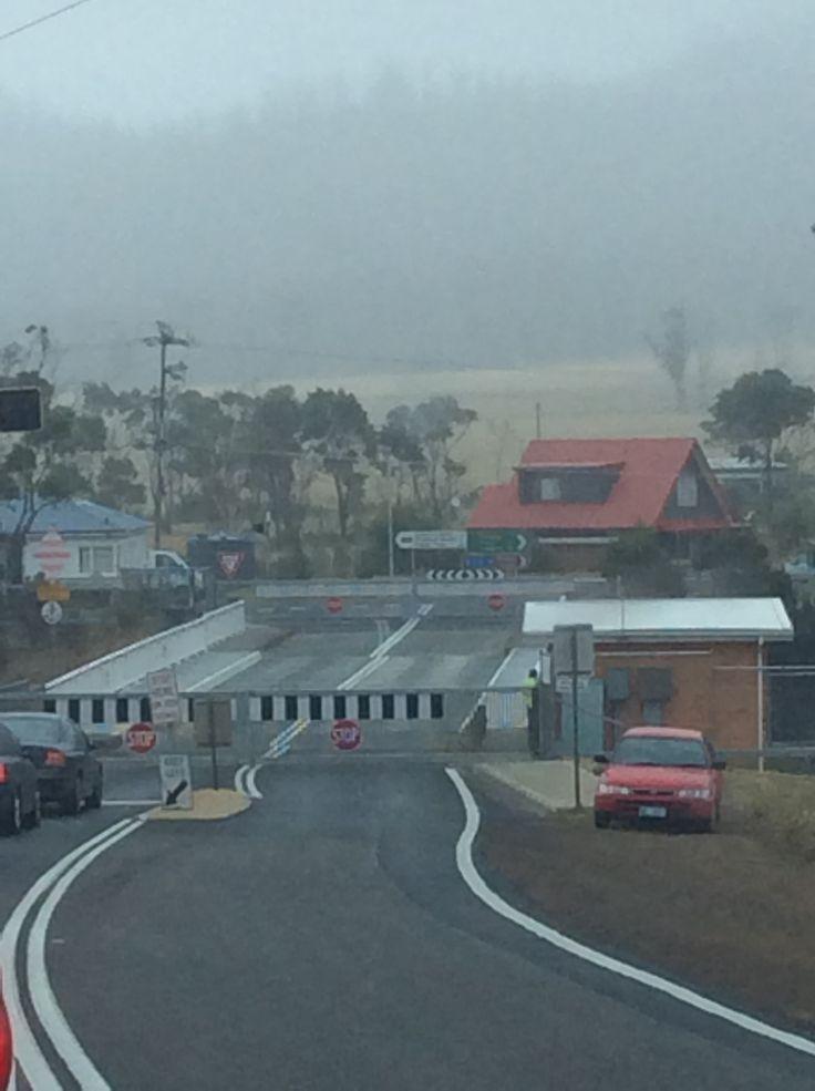 Dunalley Tasmania