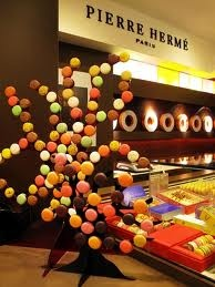 Pierre herme Paris, this is where I experienced the best dessert I have had in my life!!