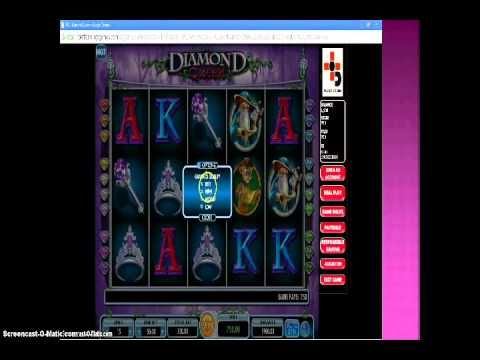 ♔Strike the Diamond Bonus and get an assured win inDiamond QueenSlots♔ If you have a bit fascination for mysticism and precious jewels, thenplay Diamond Queen,  IGT Slot game at Betluck. Watch the video and learn the rules and strategies to play the game.