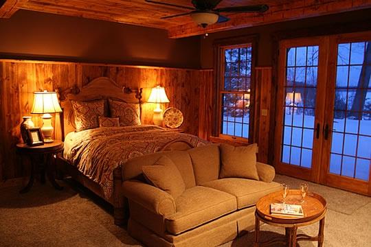 Cozy Winter Bedroom
