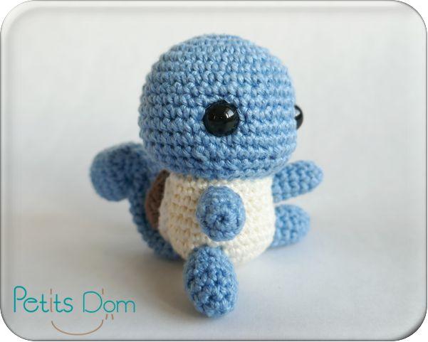 Carapuce crochet - patron de 53 stitches