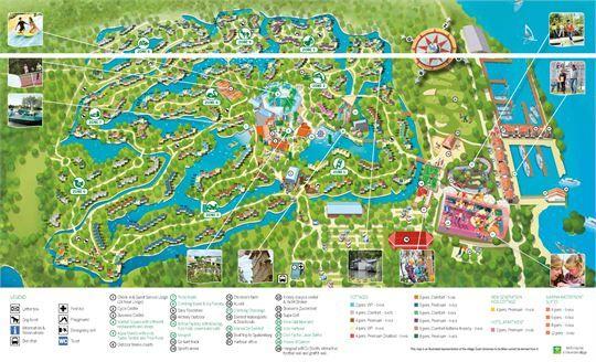 28 best center parcs port zelande in ouddorp zuid for Port zelande map